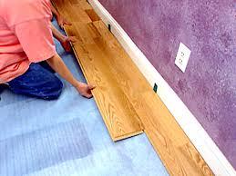 Hardwood Floating Floor Floating Floors Video Diy