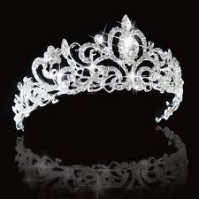 wedding tiara bridal tiaras headbands ebay