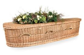 wicker casket lincoln memorial park funeral home naturally green