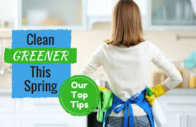 spring clean go green with eco friendly spring cleaning tips sparkpeople