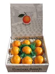 california gifts orange gift box california citrus gifts oranges