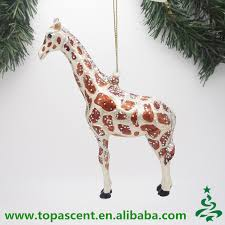 2015 animated blown glass ornaments animals from direct