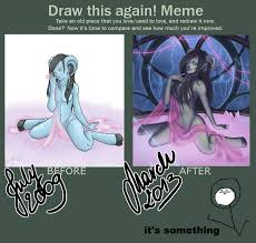 Donation Meme - draw this again meme mageweave donation by barn swallow on deviantart