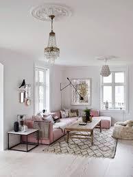 Pink Living Room Furniture 6 Dreamy Rose Quartz Sofas Daily Dream Decor