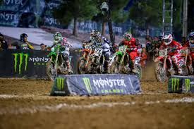 who won the motocross race today 2017 monster energy cup race report transworld motocross