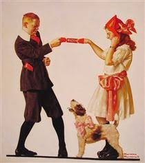 norman rockwell 228 paintings and designs wikiart org