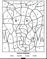 coloring page coloring math pages marvelous printable color with