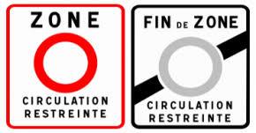 Décrets De 1950 Retour Vers Le Passé Un Dé Officialise La Définition Des Zones à Circulation