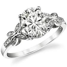 butterfly engagement rings forever one oval moissanite butterfly engagement ring
