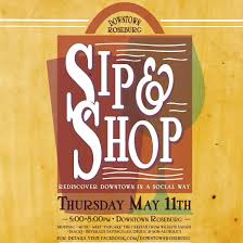 sip and shop invitation free events u2014 what to do in southern oregon