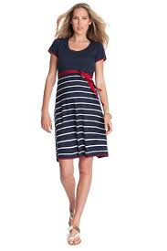 maternity dress sold out seraphine knitted nautical maternity dress sold out