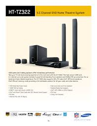 download free pdf for samsung ht tz322 home theater manual