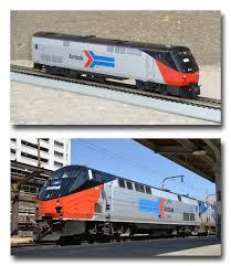 Paint Schemes Adapting The Heritage Paint Schemes U2014 Amtrak History Of America U0027s