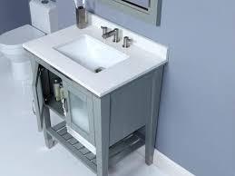bathroom white bathroom vanity 30 inch 33 design element london