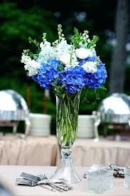 wedding flowers blue blue yellow and white flower arrangements blue flower arrangements