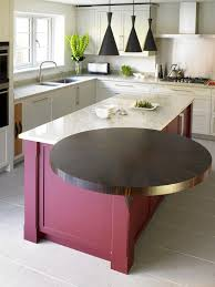 island overhang kitchen contemporary with bar handles contemporary