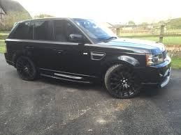 land rover autobiography 2010 range rover autobiography sport tdv8 limited edition huge
