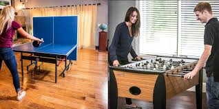 amazon com foosball table amazon offers up to 30 off table tennis air hockey foosball