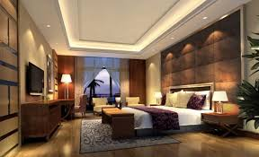 cosy wooden flooring bedroom with decorating home ideas with