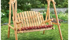 Porch Swings For Sale Lowes by Bench Finest Delahey Outdoor Porch Glider Bench Gratify Outdoor
