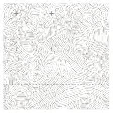 map pattern best 25 topographic map ideas on desktop calendars