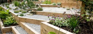 fancy garden ideas for sloping gardens 5 at inspiration article