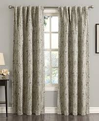 Black Curtains 90 X 54 Blackout Curtains And Window Treatments Macy U0027s