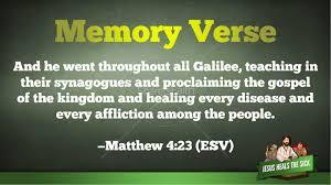 jesus heals sick kids bible stories kids bible stories