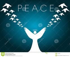 christmas card peace design royalty free stock photos image 5230808