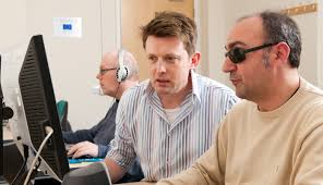 What Is Blind Sight Employing A Blind Or Partially Sighted Person Rnib Supporting