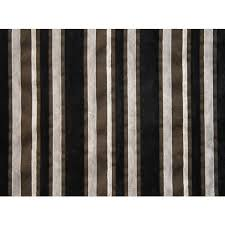 Black And White Striped Upholstery Fabric 60