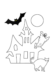 Halloween Bats Coloring Pages by Halloween Coloring Pages