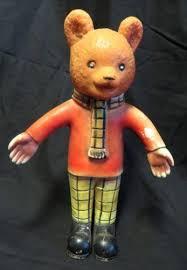 rupert bear figures ebay