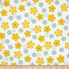 cotton daisy fabric com