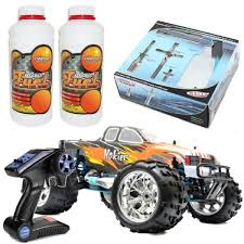 monster truck nitro pack complet vrtr monster truck nitro thermique 1 8ème achat