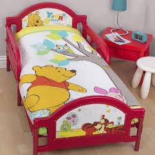 Winnie The Pooh Duvet Junior Duvet Cover Sets Toddler Bedding Paw Patrol Marvel Peppa