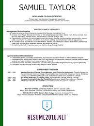 Sample Job Resume Format by Proper Resume Format 11 Updated Uxhandy Com