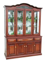 Solid Wood Buffet And Hutch Amish Made Hutch Solid Wood Buffets Amish Furniture Outlet