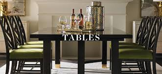 Lillian August Dining Tables Tables Lillian August Furnishings Design
