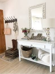 Grey Entryway Table by Decor Archives Light Lane
