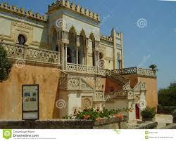 moorish villa house plans house plan