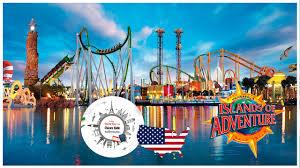 Adventure Island Orlando Map by Islands Of Adventure Universal Studios 2016 Hd World Tour 2016