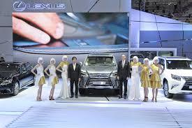 sieu xe lexus o viet nam lexus việt nam giới thiệu 6 mẫu xe sang mới tạp chí doanh nhân