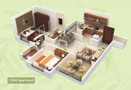 best 2 bhk home design 2 bhk flat interior design india