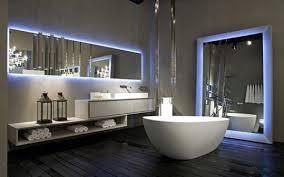 Modern Bathroom Tile Design Dark Espresso Cabinet Towel Rack - Bathroom tile designs 2012