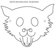 printable bat mask templates u2013 fun for christmas