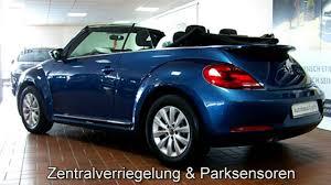 volkswagen bug blue volkswagen beetle 1 2 tsi design cabriolet gm810068 blue silk