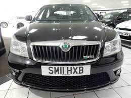 used 2011 skoda octavia 2 0 tdi cr vrs 170 bhp for sale in greater