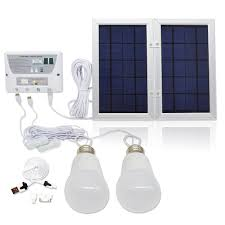 6w panel foldable hkyh solar mobile light system