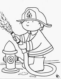 firefighter coloring pages ngbasic